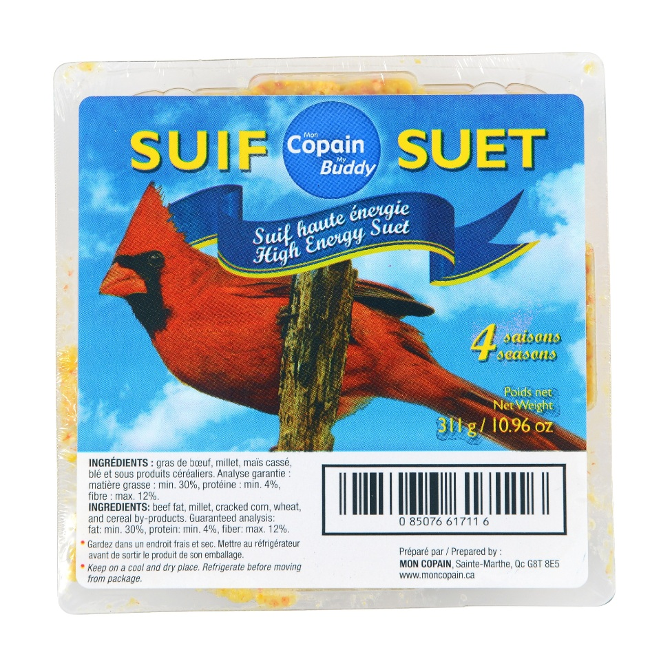 Suet Bird Food (Assorted flavours)