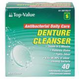 40 Nettoyant pour dentier - 0