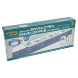 30PK Security Envelopes, no.10 - 1