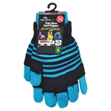 3 in 1 Magic Gloves in Neon Color - 0
