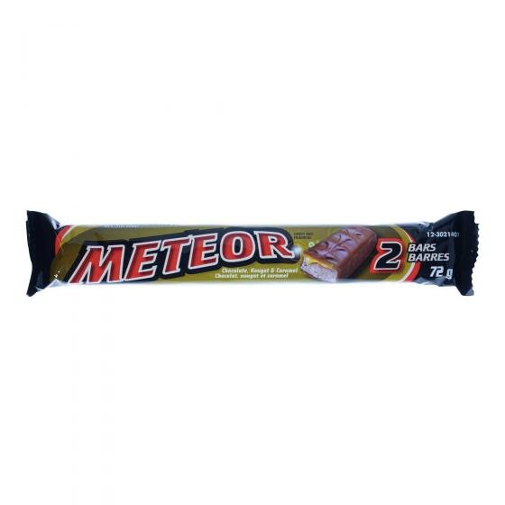 2PK METEOR Chocolate Bars