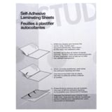 Self-Adhesive Laminating Sheets 3PK - 1