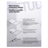 3PK Self-Adhesive Laminating Sheets - 1