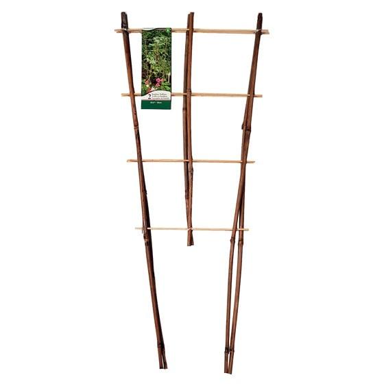 Trellis en bambou