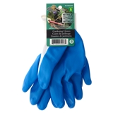 Women's Nitrile Coated Garden Gloves (Assorted colours) - 2