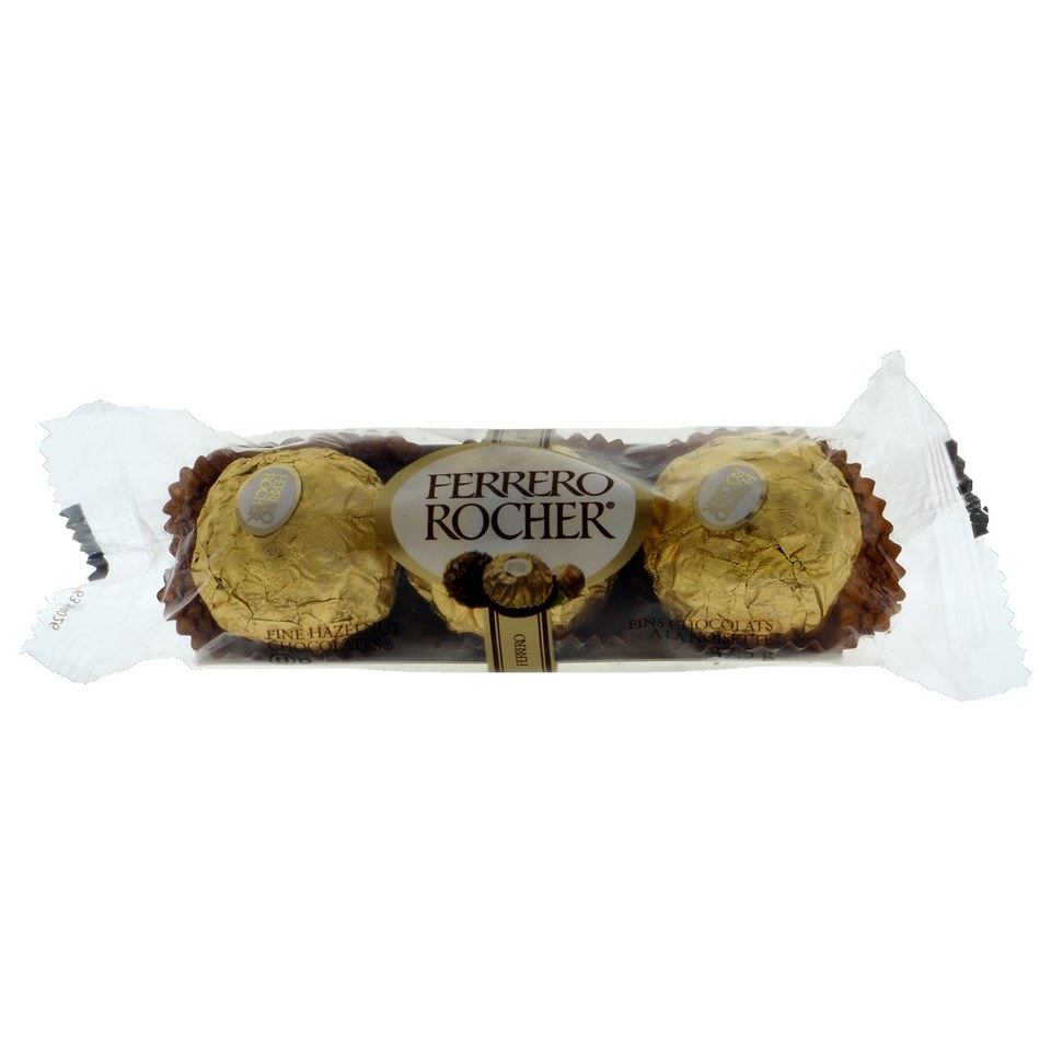 3PK FERRERO ROCHER Chocolate