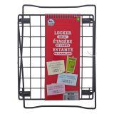 PVC Coated Wire Frame Locker Shelf - 0