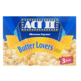 3 Bag Butter Lovers Popcorn - 1