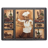 Printed Placemat with Foam Backing (Assorted designs) - 0