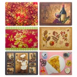 Printed Placemat with Foam Backing (Assorted designs) - 1