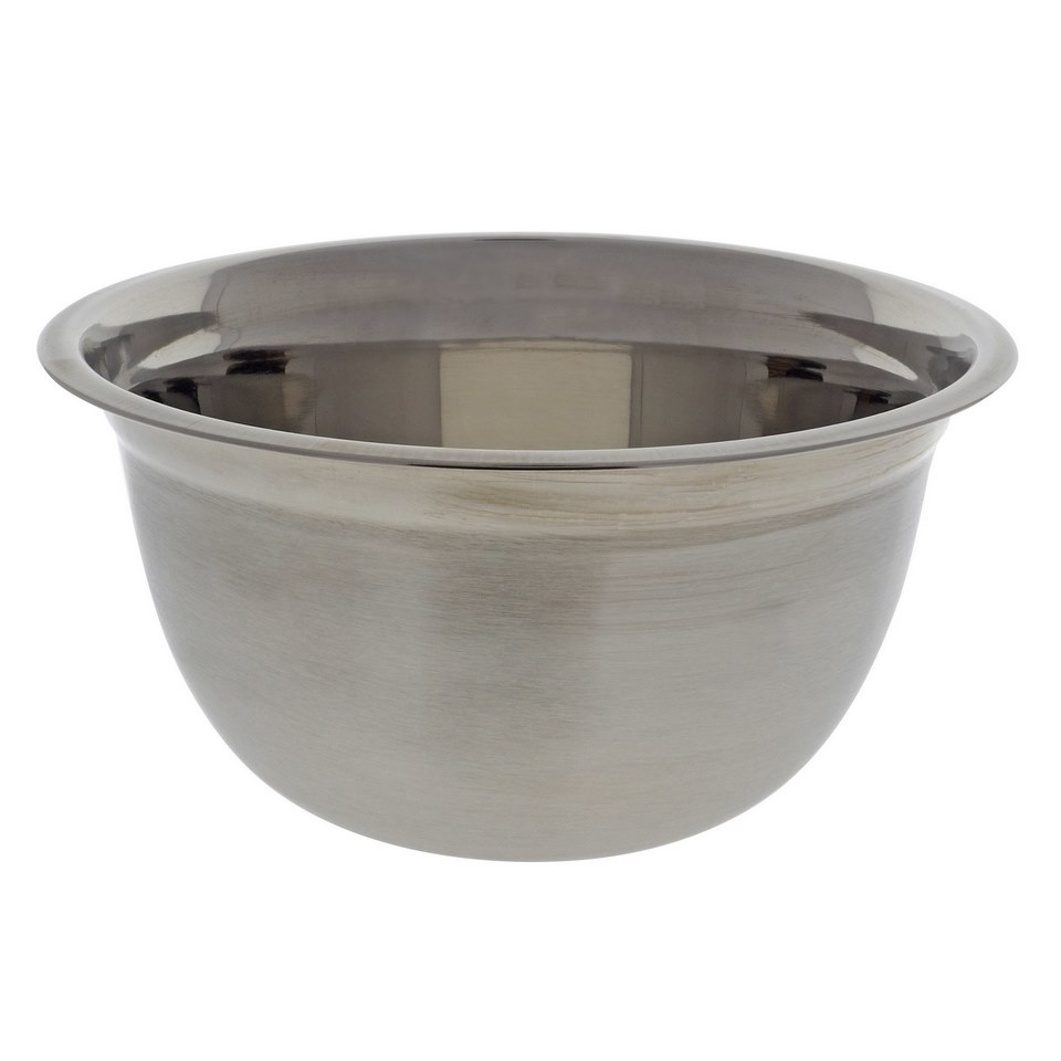 Large Stainless Steel Mixing Bowl