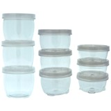 Locking Containers 3PK (Assorted Sizes) - 2