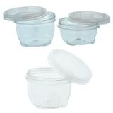 Locking Containers 3PK (Assorted Sizes) - 3