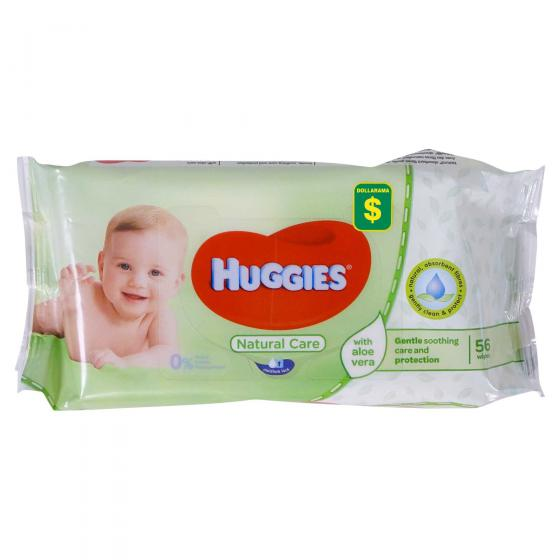 56PK Baby Wipes with Aloe