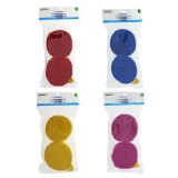 2 Crepe Streamers (Assorted colours) - 1