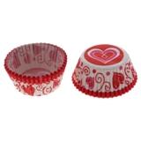 50PK Paper Cupcake Holders - 2