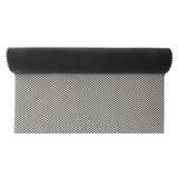 Black Anti-Slip Shelf Liner - 1