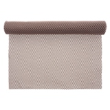 Taupe Anti-Slip Shelf Liner - 1