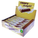 CRISPY Delight Crisped Rice Milk Chocolate Bars 2PK - 2