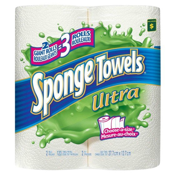 Roll Ultra Paper Towels 2PK
