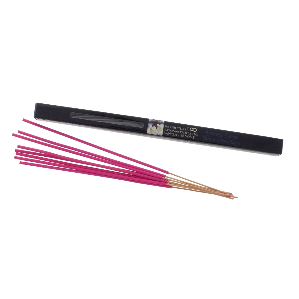 Scented Incense Sticks 40PK (Assorted Aromatic Scents)
