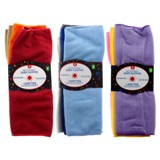 4PK Microfibre Dishcloths (Assorted colours) - 1