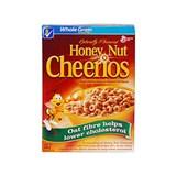 Honey nut Cheerios cereal - 0
