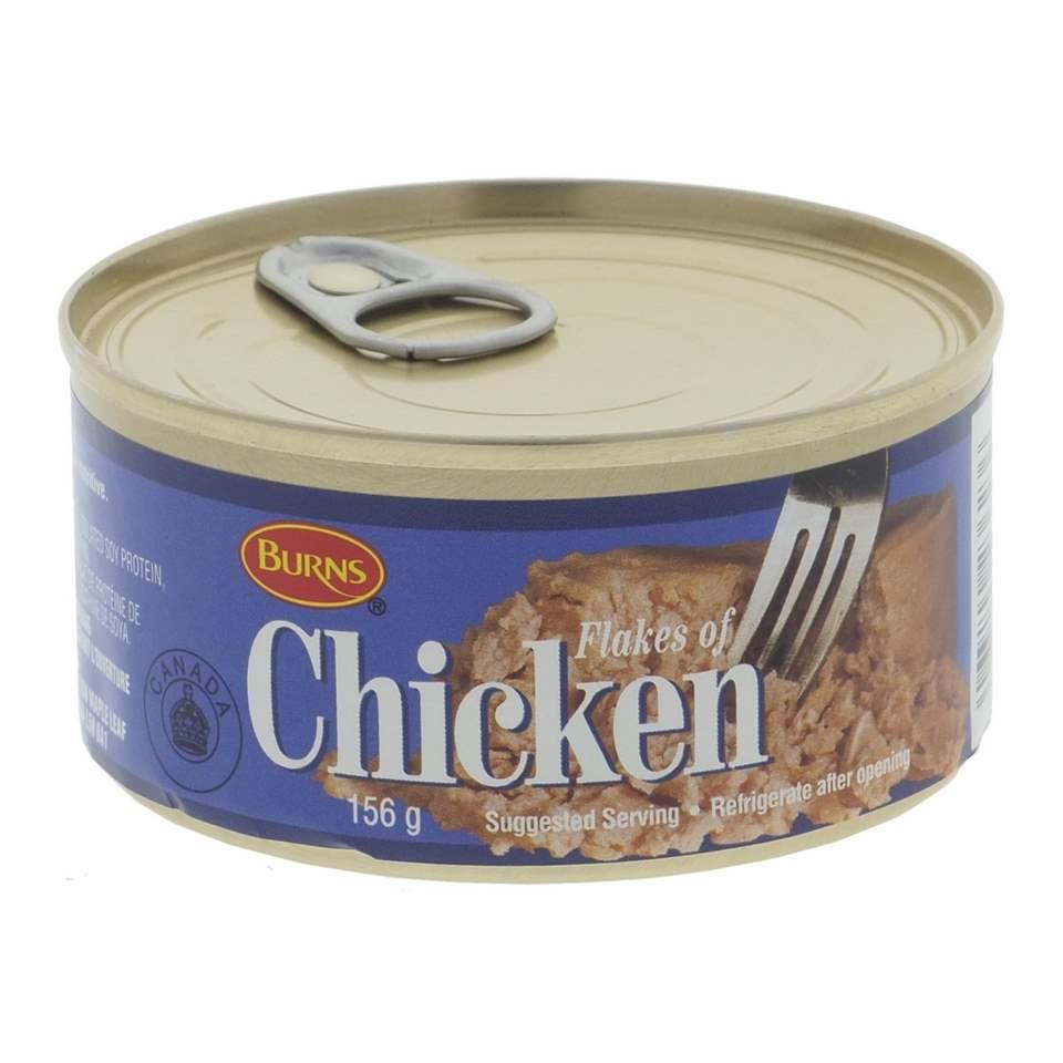Flocons de poulet