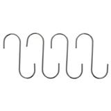 """4 Crochets en """"S"""" pour suspendre - 1"""