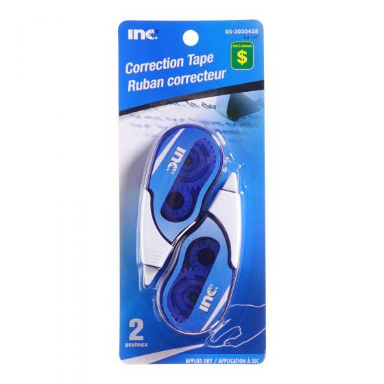 Correction Tape 2PK