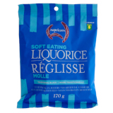 Traditional Soft Liquorice - 0
