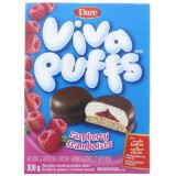 Viva Puffs Raspberry Cookies - 0