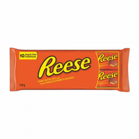 10PK Reese Mini Peanut Butter Cups