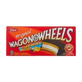 WAGON WHEELS Original Marshmallow Cookies 9PK - 1