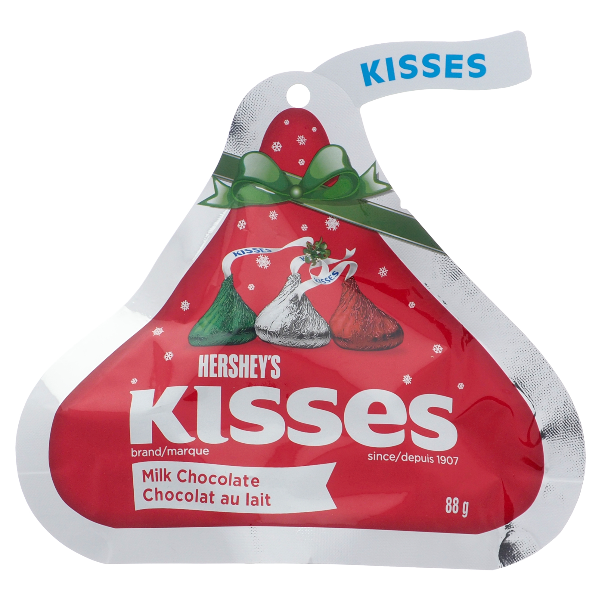 - Hershey Kisses Chocolates Pouch