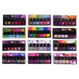 6PC Nail Polish Set (Assorted styles and colours) - 1