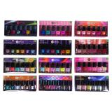 6PC Nail Polish Set (Assorted styles and colours) - 2