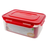 Food Container with 4 Side Clip Locks - 1