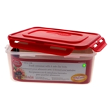 Food Container with 4 Side Clip Locks - 2
