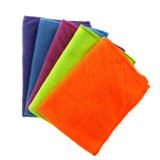 Microfibre Cloths 5PK (Assorted Colours) - 1