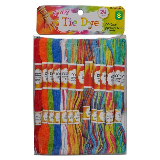 20PK Embroidery Threads