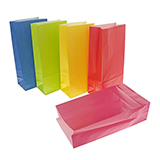 Loot Bags 10PK (Assorted Colours) - 1