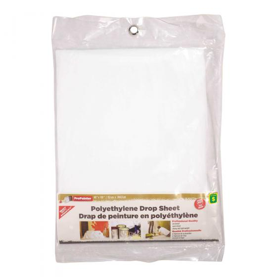 Polyethylene Drop Sheet