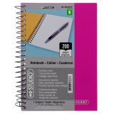 Spiral Notebook (Assorted colours) - 0