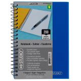 Spiral Notebook (Assorted colours) - 1