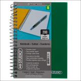 Spiral Notebook (Assorted colours) - 2