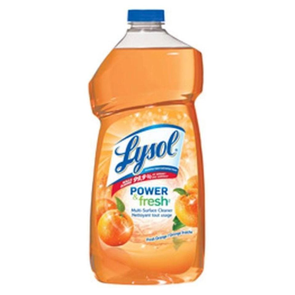 Lysol Liquid Pour Fresh Orange