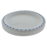 20PK Disposable Luncheon Plates - 1