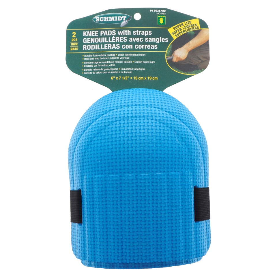 2Pk Garden Knee Pads With Strap