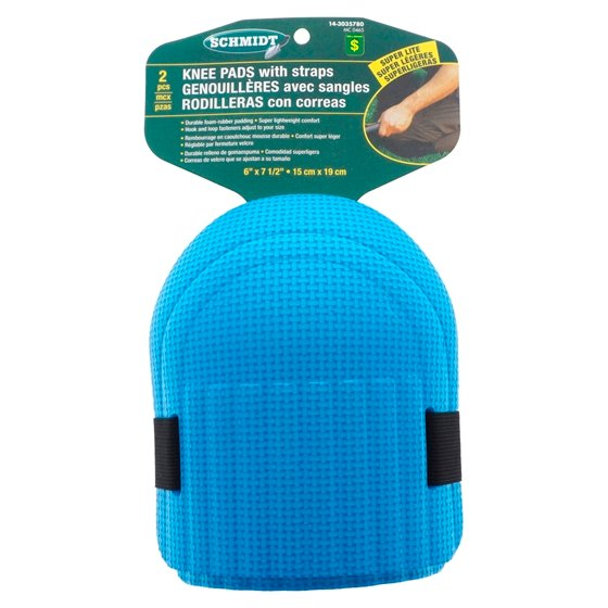 2Pk Adjustable Knee Pads